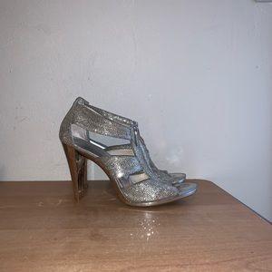 Michael Kors high heel Sandals size 8
